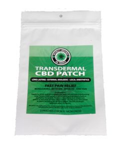 Transdermal CBD Patch