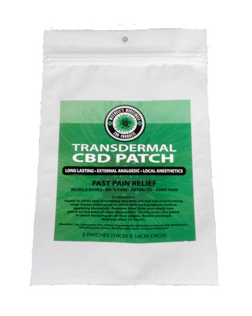 CBD Transdermal Patches
