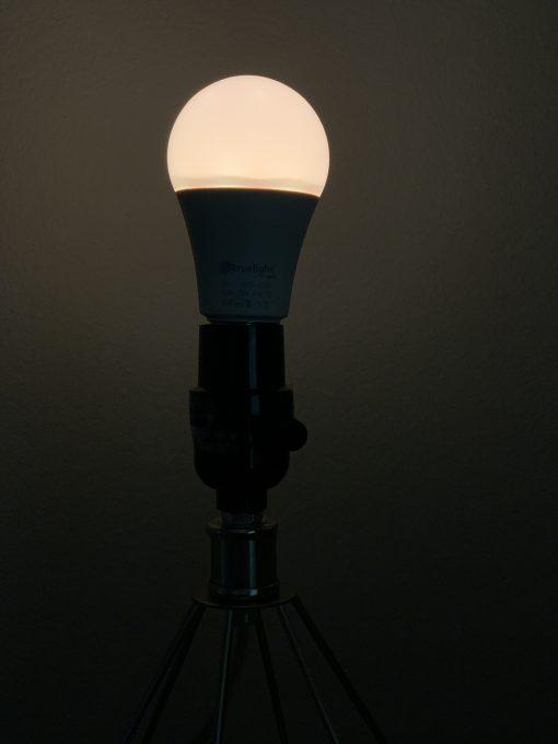 red light sleep solution